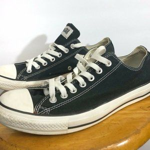 Converse All Star Low Top Sneakers Men's 10 Wo 12